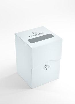 Deck Holder Deck Box 100+ White