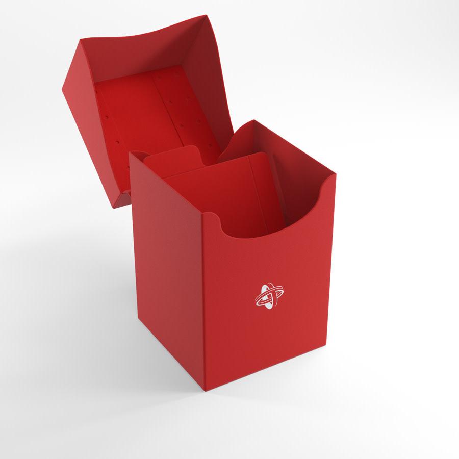 Deck Holder Deck Box 100+ Red