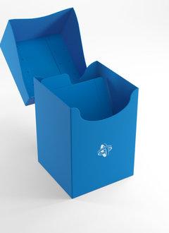Deck Holder Deck Box 100+ Blue