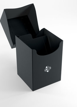 Deck Holder Deck Box 100+ Black