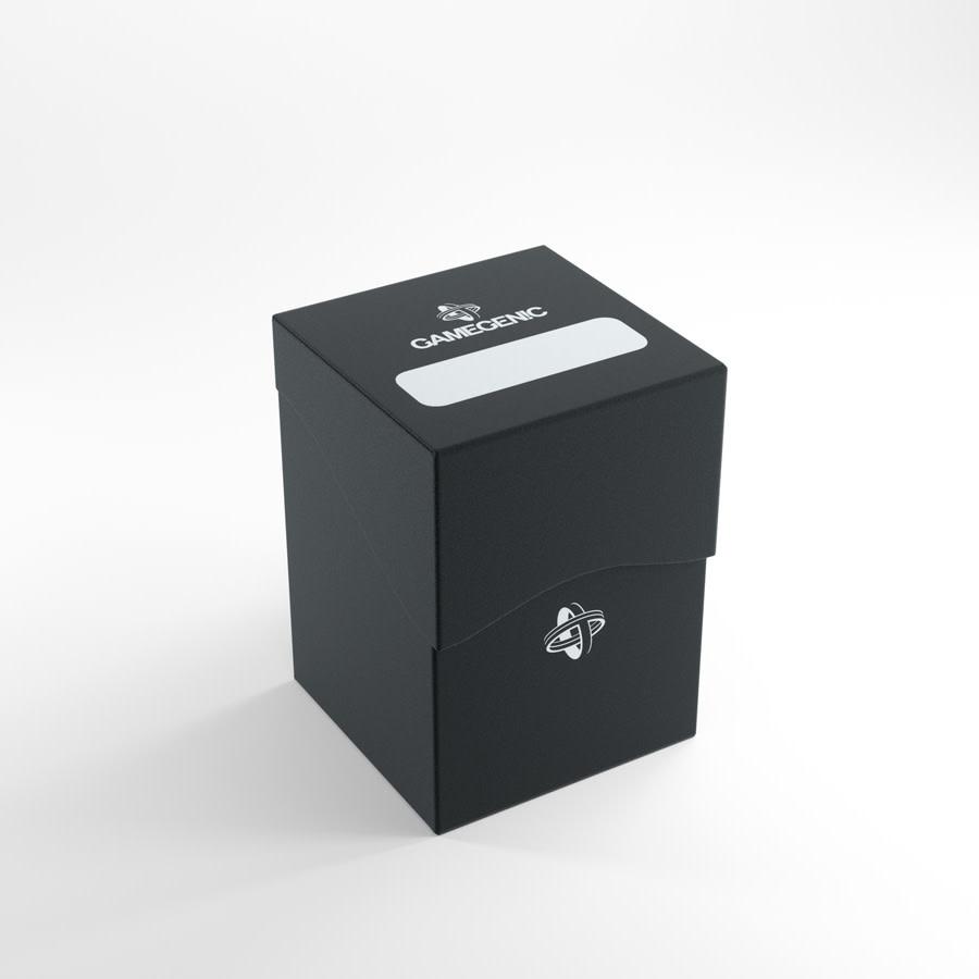 Deck Holder Deck Box 100+ Black