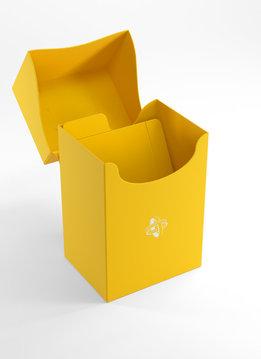 Deck Holder Deck Box 80+ Yellow