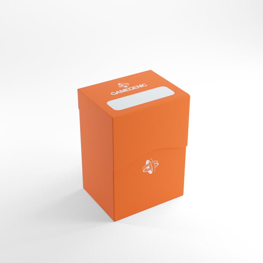 Deck Holder Deck Box 80+ Orange