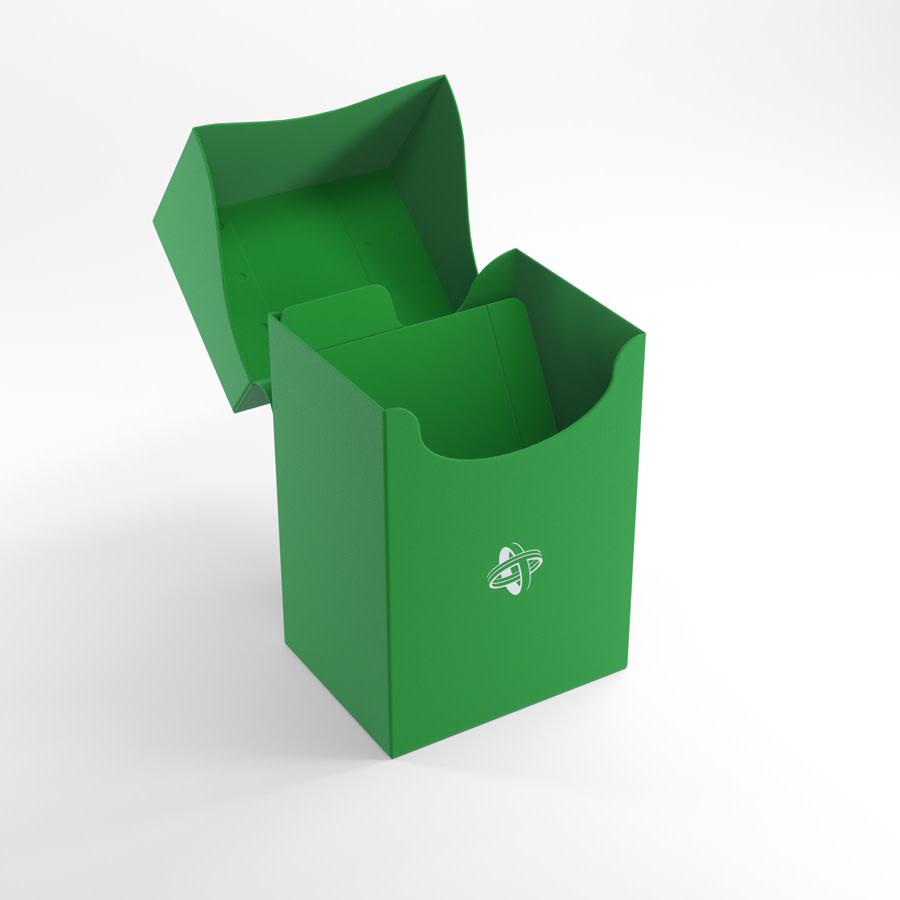 Deck Holder Deck Box 80+ Green