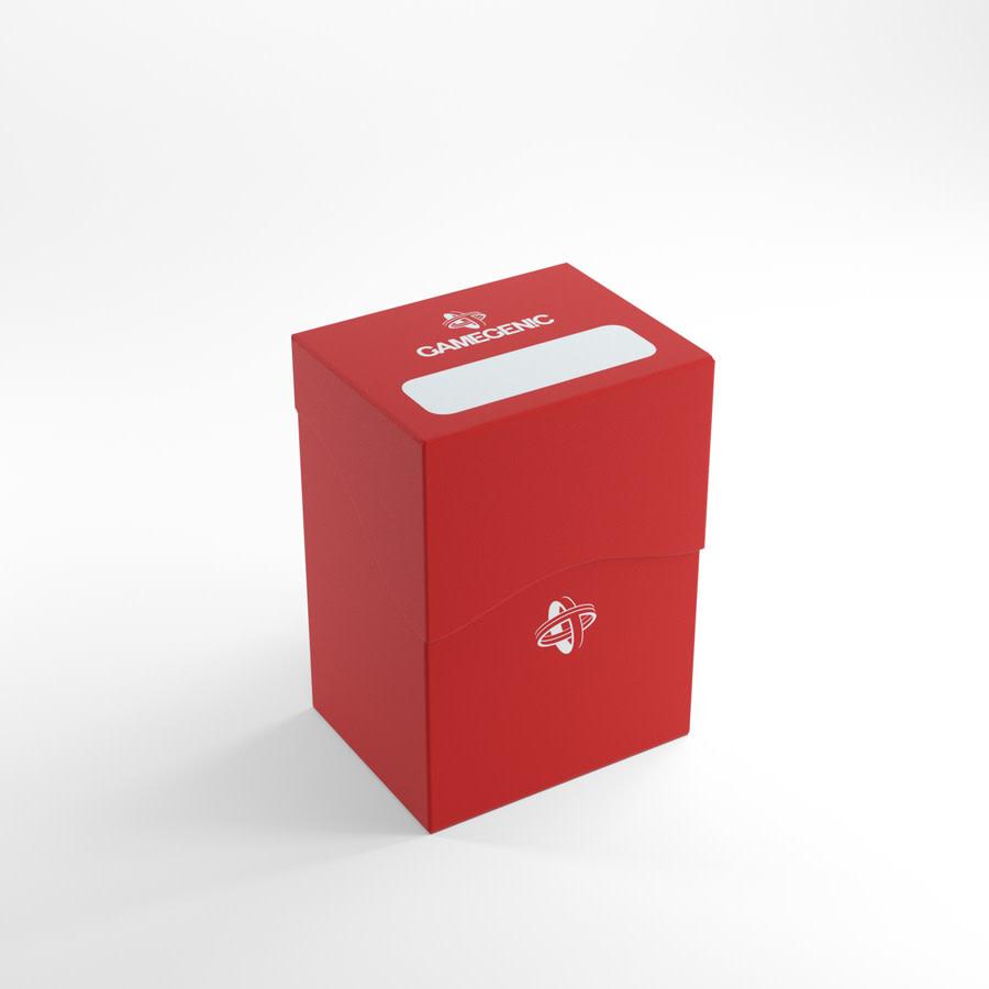 Deck Holder Deck Box 80+ Red