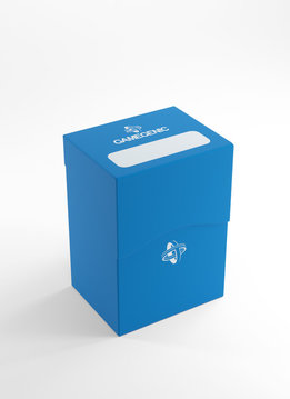 Deck Holder Deck Box 80+ Blue