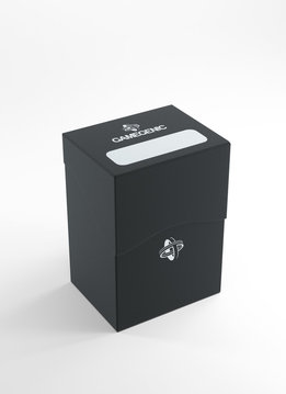 Deck Holder Deck Box 80+ Black
