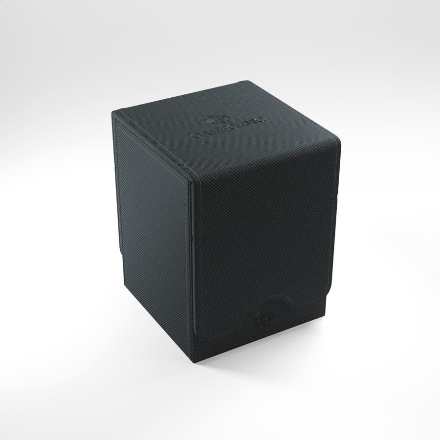Deck Box: Squire Convertible Black (100ct)