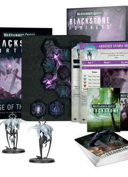 Warhammer Quest Blackstone Fortress : Ascension (EN)