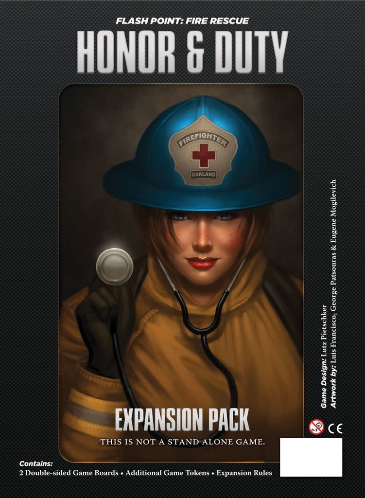 Flash Point: Honor and Duty Exp.