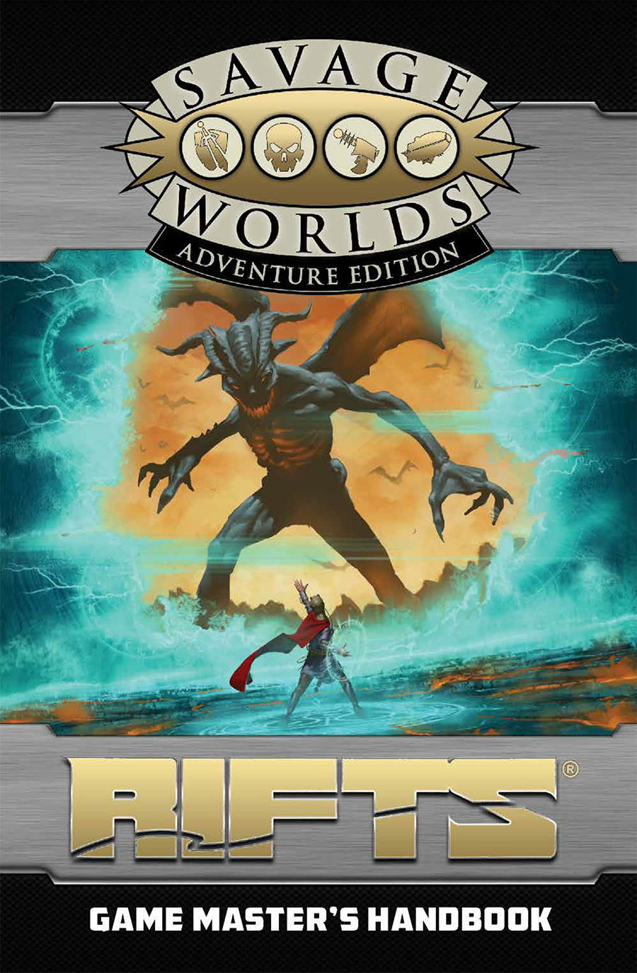 Rifts: Game Master's Guide Revised
