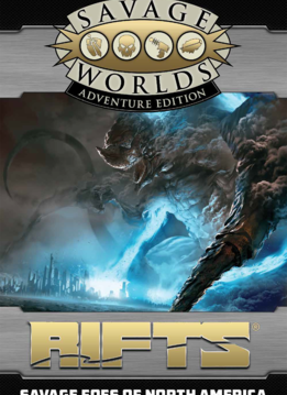 Rifts: Savage Foes of North America Revised