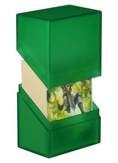 Boulder Deck Case: Standard 60+ Emerald