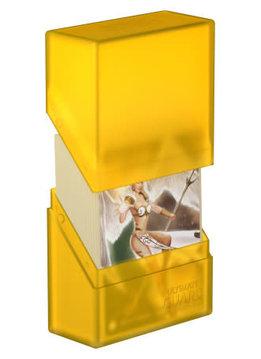 Boulder Deck Case: Standard 40+ Amber