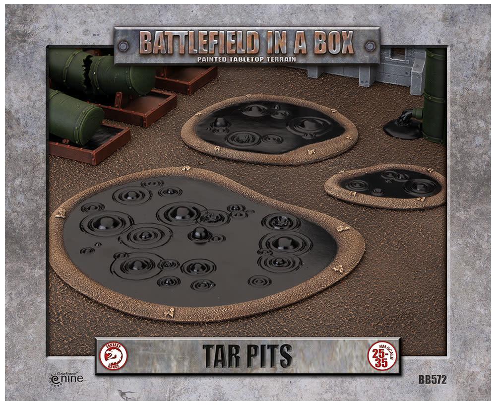 Battlefield in a Box: Tar Pits