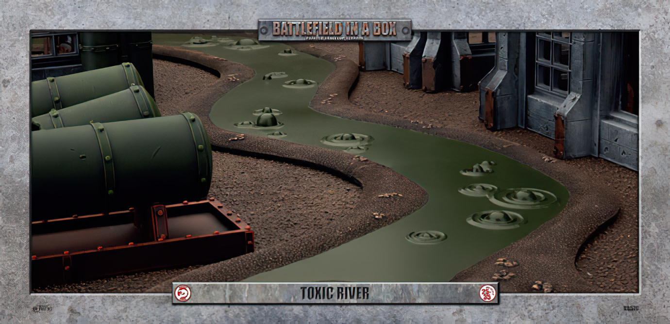 Battlefield in a Box: Toxic River