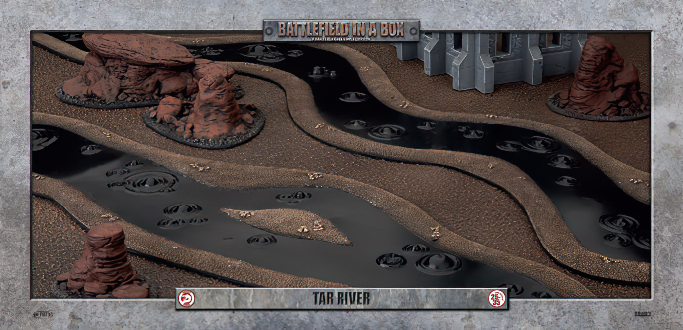 Battlefield in a Box: Tar River