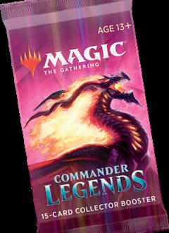 Commander Legends: Collector Booster Box (20 nov)