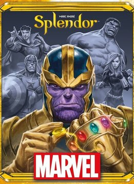 Splendor Marvel (EN)