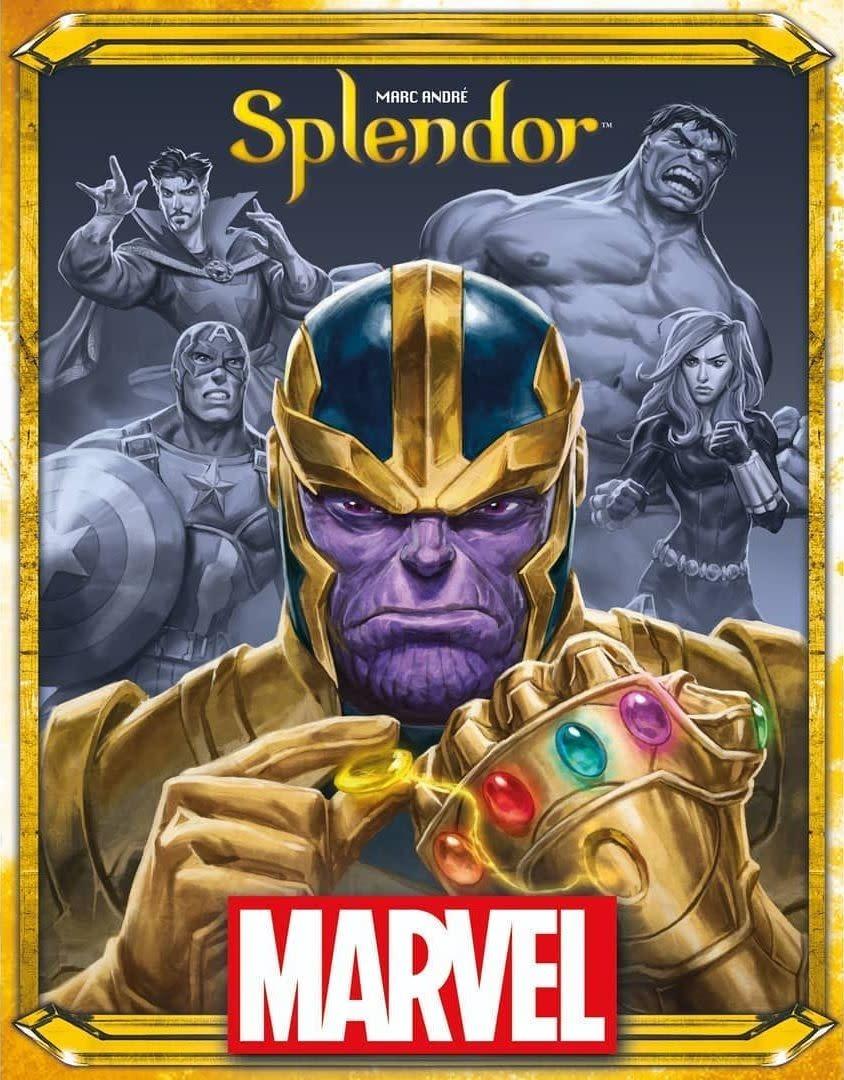Splendor Marvel (FR)
