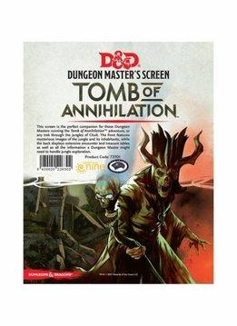 Donjons & Dragons: Ecran: Tomb of Annihilation (FR)(Précommande, de retour novembre 2020)