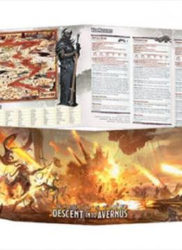 Donjons & Dragons: Ecran: Baldur's Gate: Descent Into Avernus (FR) (Précommande, de retour novembre 2020)