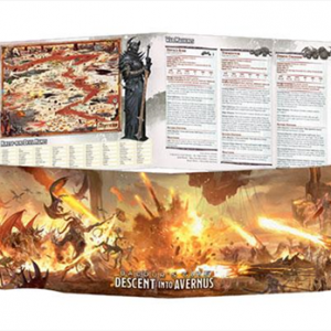 Donjons & Dragons: Ecran: Baldur's Gate: Descent Into Avernus (FR) (Précommande, de retour fin octobre)