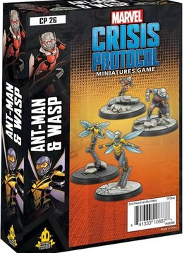 Marvel CP : Ant-Man & Wasp Character Pack