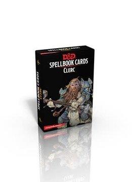 Donjons & Dragons: Cartes de Sorts: Clerc Deck (FR) (Précommande, de retour novembre 2020)