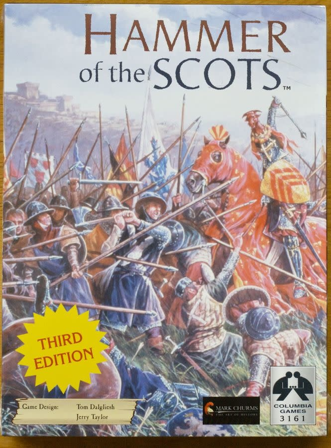 Hammer of the Scots Deluxe