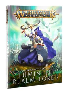 Battletome: Lumineth Realm-Lords (FR)