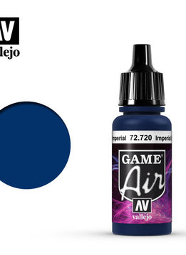 Vallejo Game Air Imperial Blue 17ml