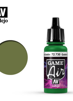 Vallejo Game Air Goblin Green 17ml