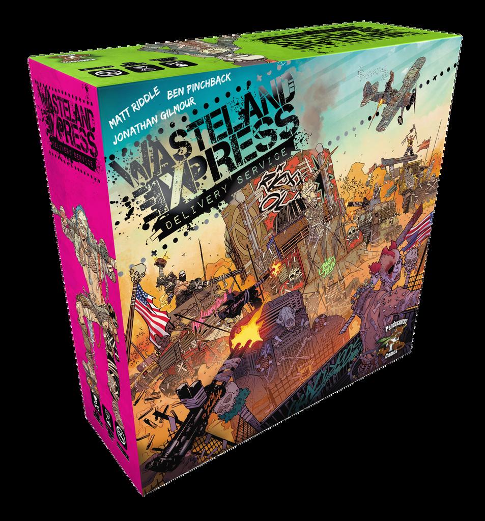 Wasteland Express Delivery Service (FR)
