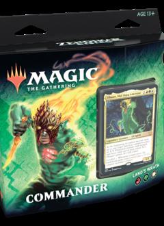 Zendikar Rising - Commander Deck: Land's Wrath (25 sept)