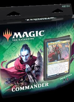 Zendikar Rising - Commander Deck: Sneak Attack (25 sept)