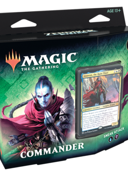 Zendikar Rising - Commander Deck: Sneak Attack