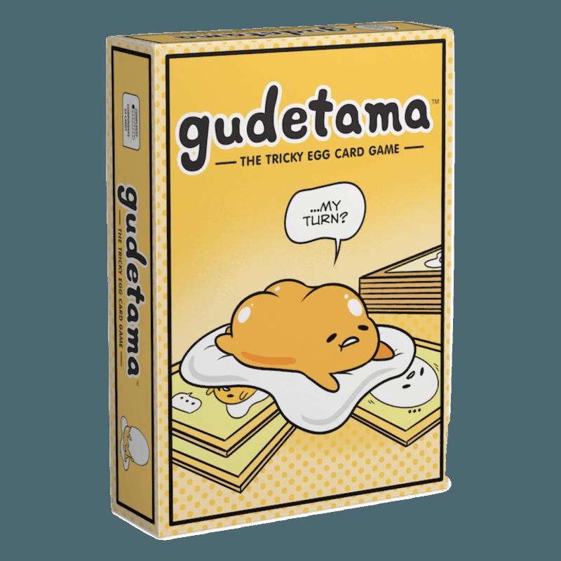 Gudetama: The Tricky Egg Card Game