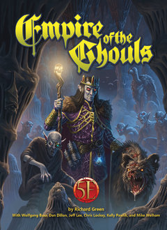Empire of the Ghouls for 5E