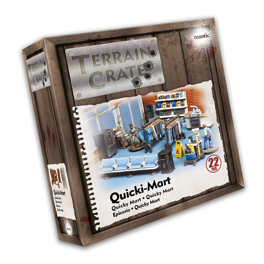 Terrain Crate - Quicky Mart