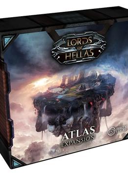 Lords of Hellas: Atlas Exp.