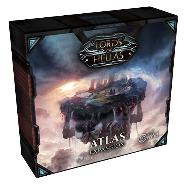 Lords of Hellas: Atlas Exp.