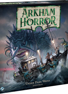 Arkham Horror 3rd Ed.: Under Dark Waves Exp.