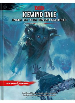 D&D 5E: Icewind Dale - Rime of the Frostmaiden