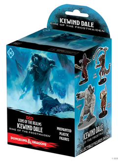 D&D Icons 17: Icewind Dale Rime of the Frostmaiden - Booster