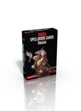 Donjons & Dragons: Cartes de Sorts: Druide Deck (FR) (Précommande, de retour novembre 2020)