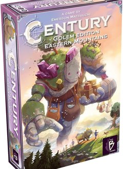 Century: Golem Edition – Eastern Mountains (ML)