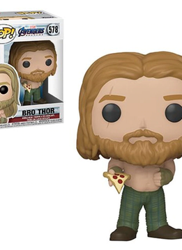 POP! Marvel Avengers Endgame: Thor with Pizza