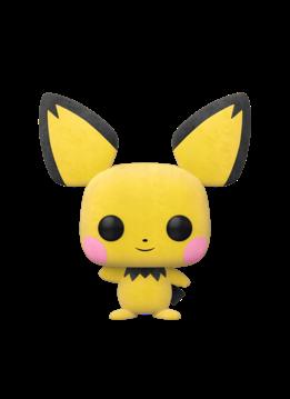 POP! Pokémon: Pichu (Flocked)