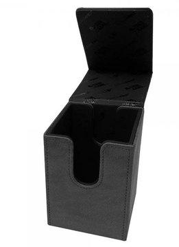 DECK BOX ALCOVE FLIP SUEDE JET (BLACK)